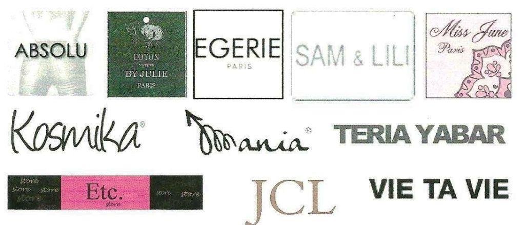 Eliel Boutique. Marcas de Moda Para Mujer