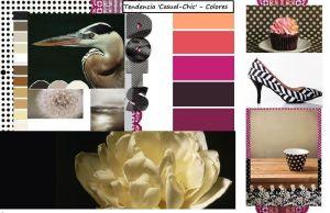 Eliel Boutique. Colores de la Tendencia Casual-Chic