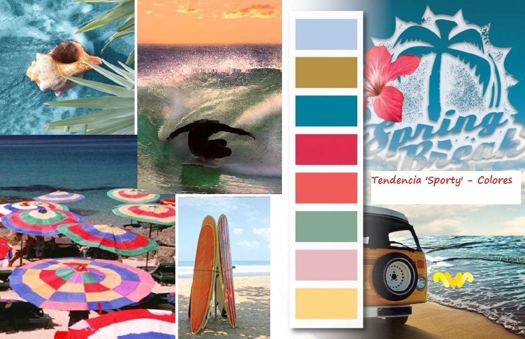 Eliel Boutique. Colores de la Tendencia Sporty