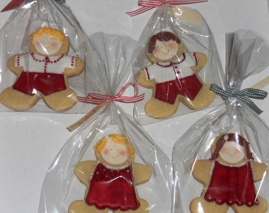 Carmen Moreno. Cookies