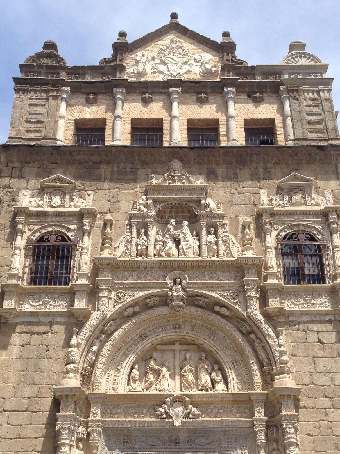 Museo de Santa Cruz. Toledo