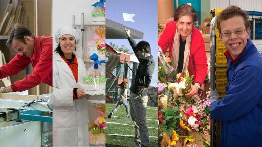 La Fundación Carmen Pardo-Valcarce cuenta con tres Centros Especiales de Empleo