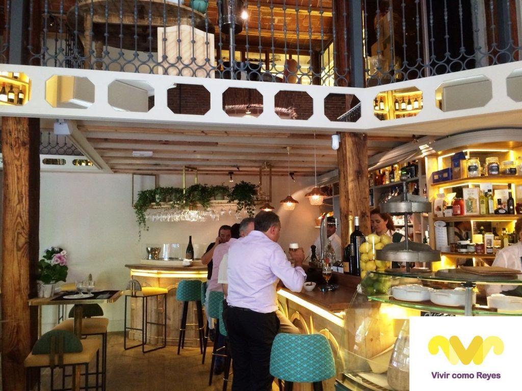 Barra de Ultramarinos Quintín Bar Restaurante