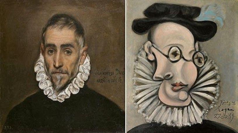 El Greco y Picasso