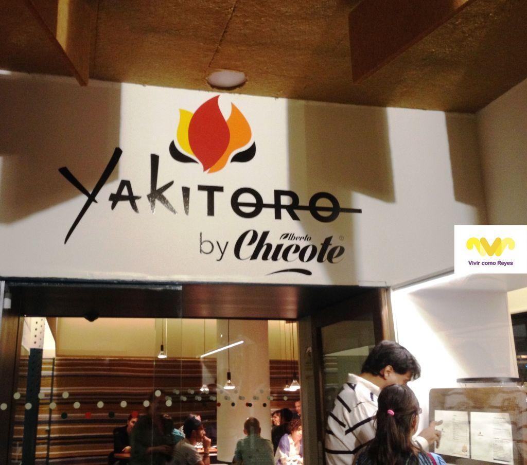 Yakitoro By Chicote el nuevo restaurante del televisivo chef Alberto Chicote