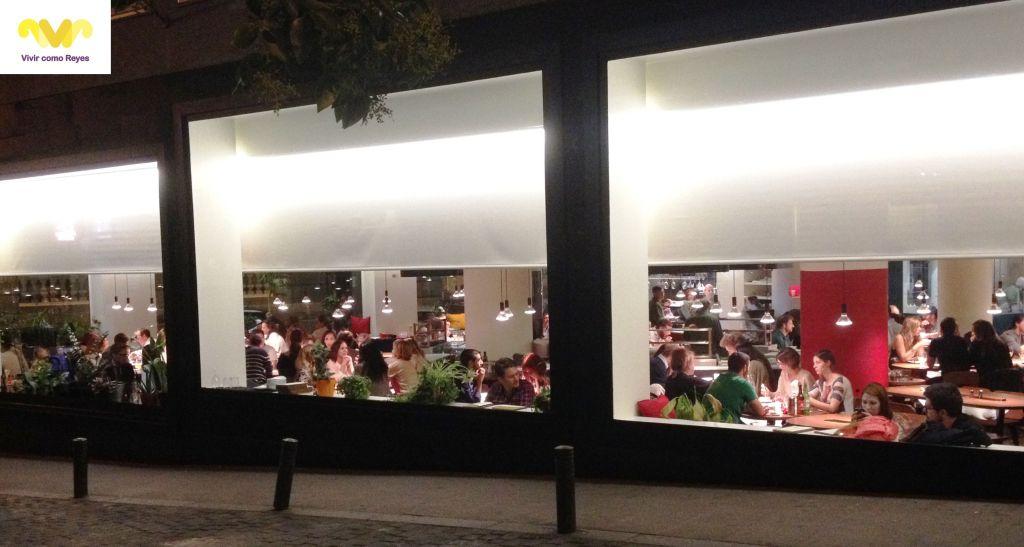 Exterior del Restaurante 'Yakitoro'