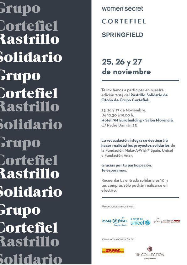 Rastrillo Solidario