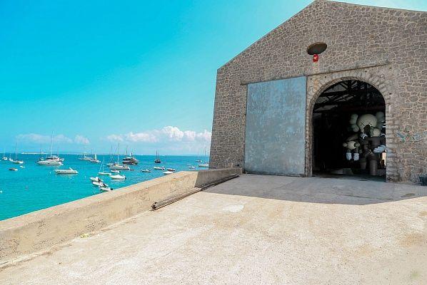 Galeria de Arte La Nave. Ibiza