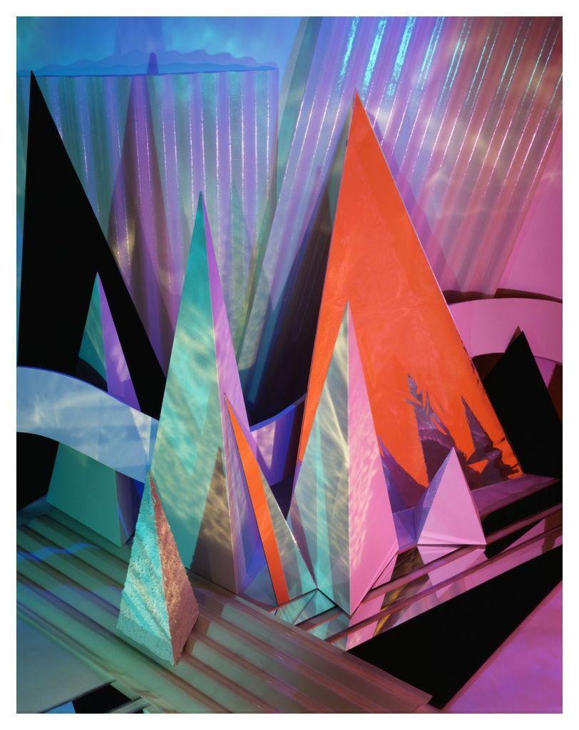 Arco 2018. Barbara Kasten. Metaphase 3, 1986. Bortolamy Gallery