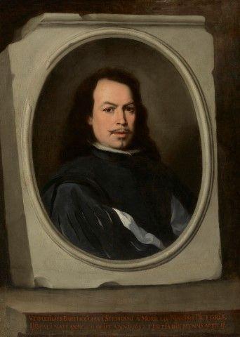 Bartolomé Esteban Murillo. Autorretrato