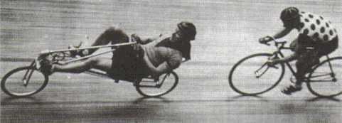 Francis Faure por delante de Henri Lemoine en 1934