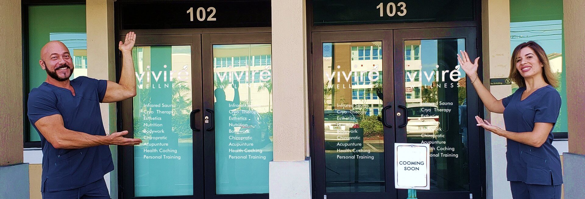 geo and evelyn vivire wellness