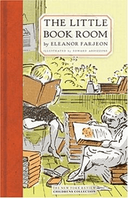 Portada de libro The little Book Room de de Eleanor Farjeon
