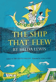 Portada del libro The ship that flew de de Hilda Winifred Lewis
