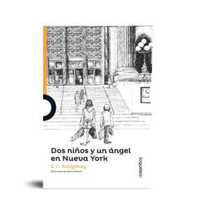 Dos niños y un ángel en Nueva York
