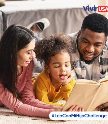 ¿Y si leemos más con nuestros hijos?