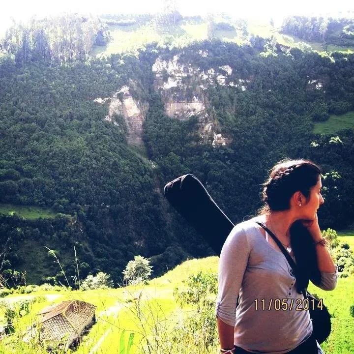viajar sola suramerica
