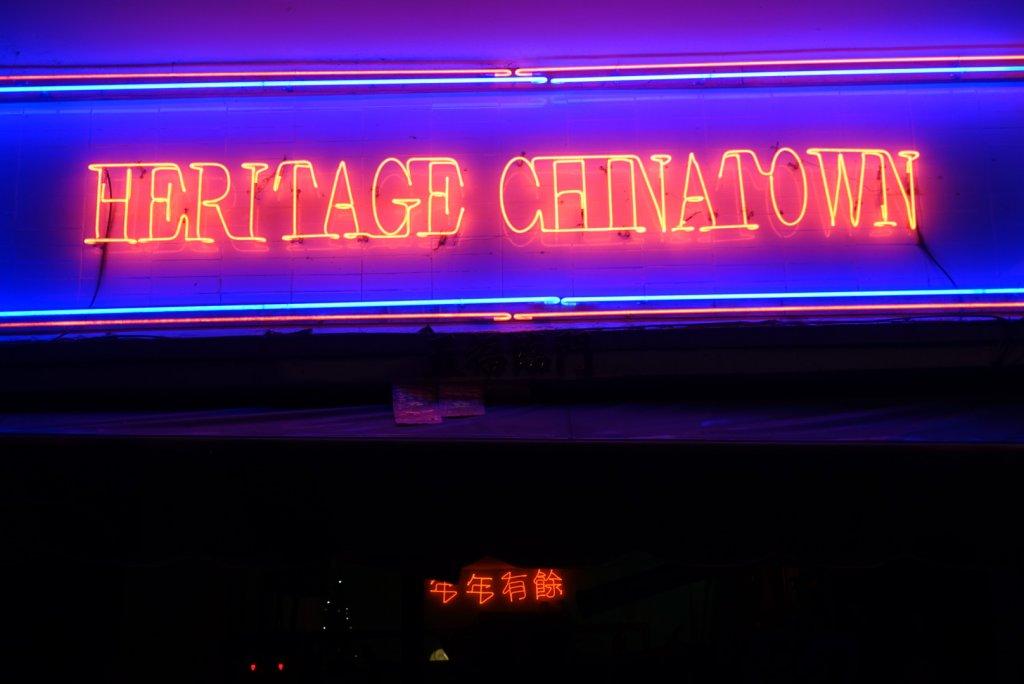 Heritage Chinatown Confession重現80 年代香港電影氛圍,隨手拍出經典大片明星範兒