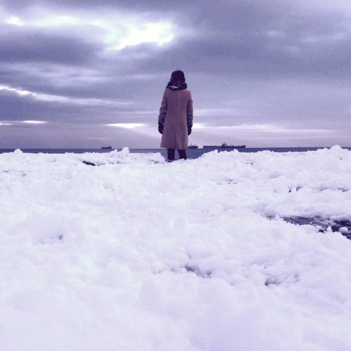 Ο έρωτας στα χιόνια _ Αλέξανδρος Παπαδιαμάντης