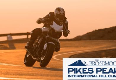 Subida de Pikes Peak – Yamaha MT-07