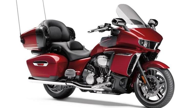 Lançamento Yamaha Star Venture 1850 cc V2