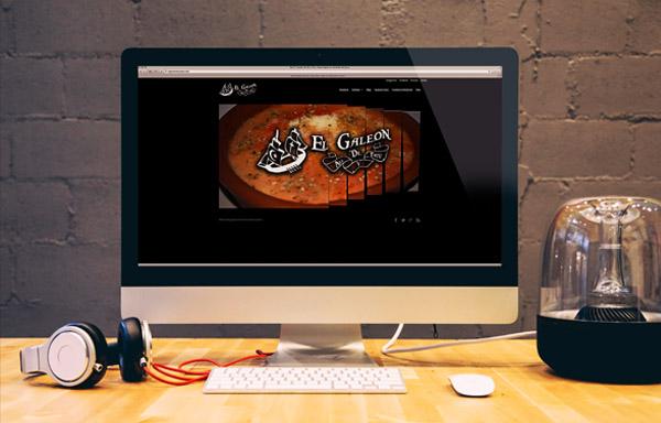 Pagina Web de El Galeón de Ali y Tatu