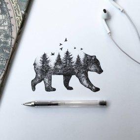 pen-ink-animal-trees-illustrations-alfred-basha-6