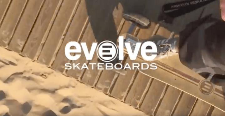 Evolve Longboard Punta
