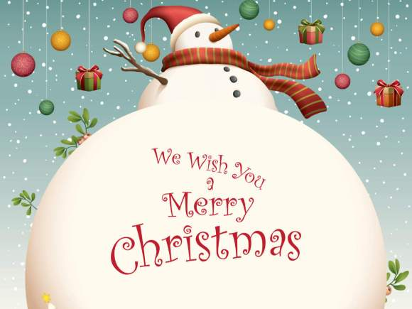 Merry Christmas messages and gifts