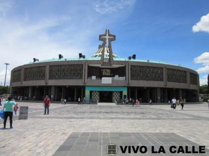 Nueva Basílica de Nuestra Señora de Guadalupe