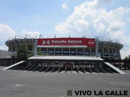 Estadio del Club América y donde la selección mexicana disputa sus encuentros como local