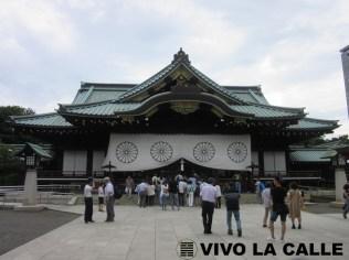 Santuario Yasukuni.