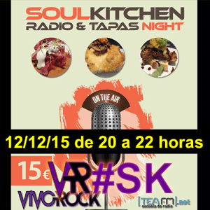 Especial Soul Kitchen