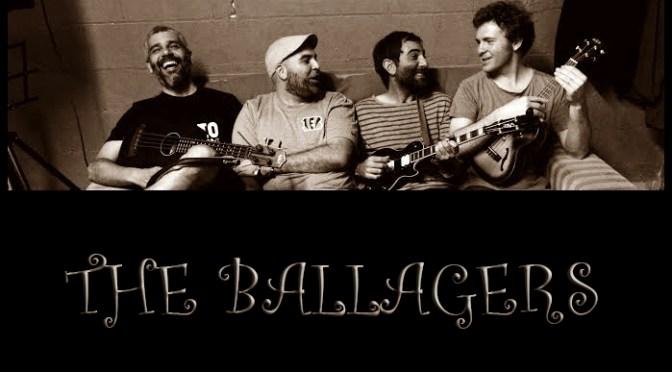 The Ballaguers en Vivo Rock En Concierto