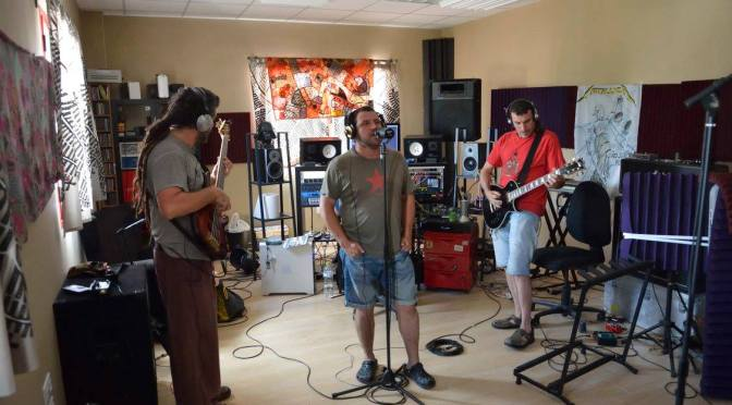 Restos De Serie en Vivo Rock En Concierto