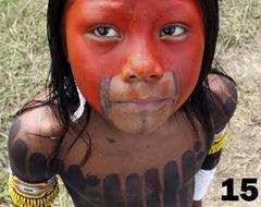 500x396Brazil - Niño indígena