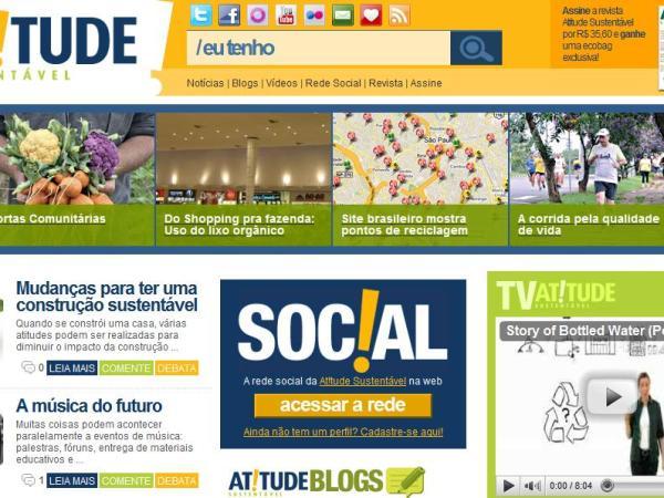 Revista Atitude Sustentável