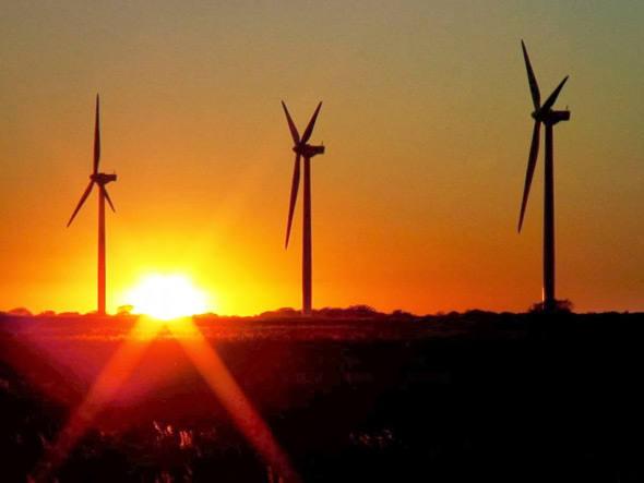 Energia eólica - Foto: Divulgação/Google
