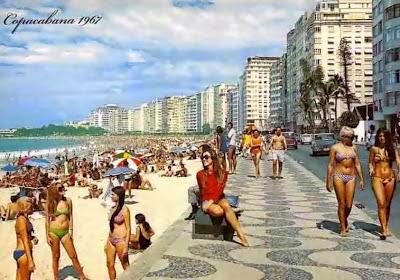Copacabana em 1967