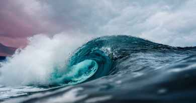 ocean water wave photo