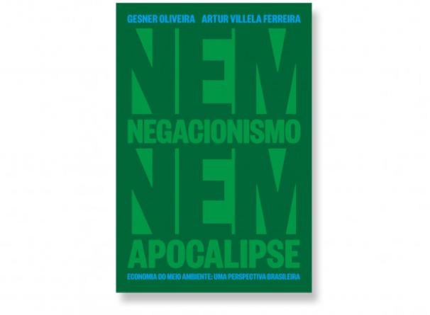 Livro apresenta a economia do meio ambiente sob a ótica brasileira