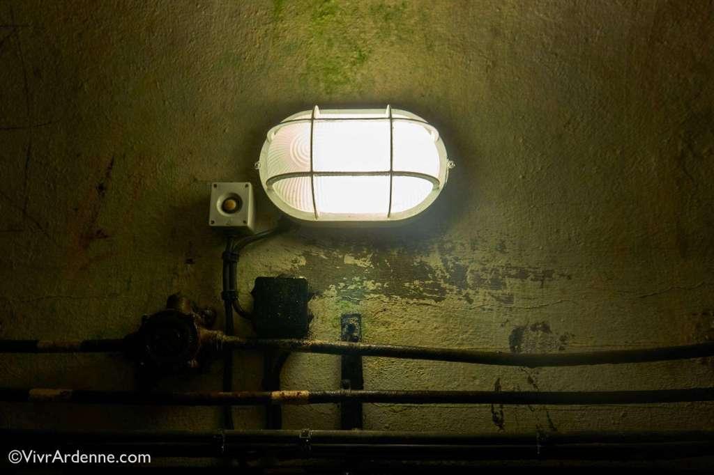 Vivre dans un Ouvrage de la ligne Maginot