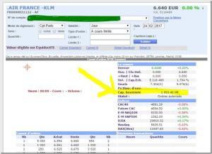 Capitalisation-boursire-chez-bourse-direct
