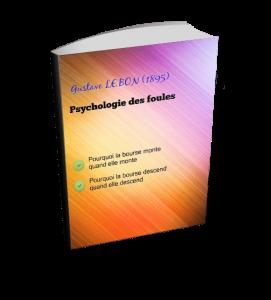 Couverture la psychologie des foules