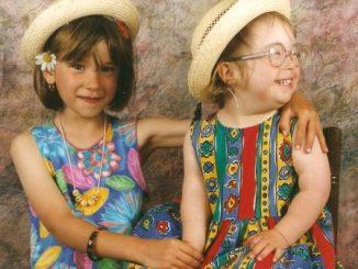 ma soeur, ma poupée