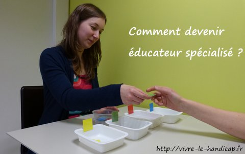 Comment devenir enseignant specialise