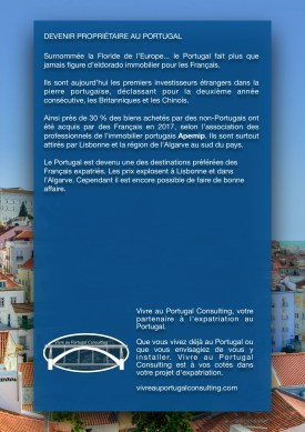 GUIDE IMMOBILIER AU PORTUGAL 1
