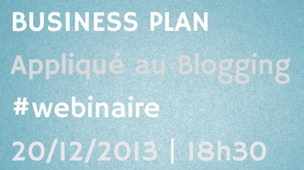 Webinaire business plan