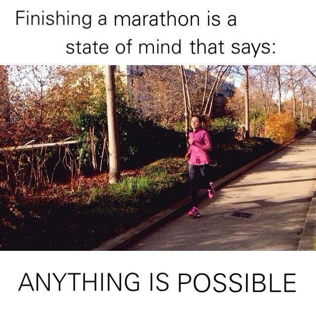finish a marathon ok