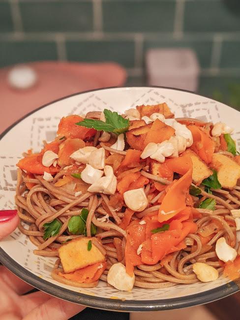 Pad thai vegetarien 3